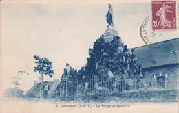 Cherrueix La Vierge De La Grève éditeur Garnier Et Coconnier N°3 - Francia