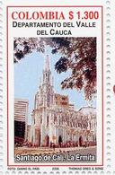 Lote 2400, Colombia, 2006, Depto Valle Del Cauca, La Ermita, Church - Colombia