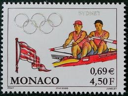 Monaco 2262 ** MNH. 2000 - Mónaco