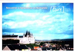 CP 27 Eure Château De Gaillon, Renaissance, Tour De France 2018, L'Eureuse Traversée - France
