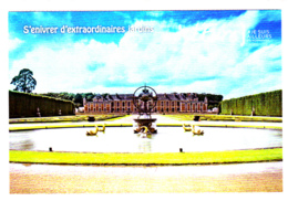CP 27 Eure Le Neubourg, Jardins Et Château Du Champs De Bataille, Tour De France 2018, L'Eureuse Traversée - Le Neubourg