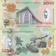 PAPUA - NEW GUINEA - 100 KINA - 2008 - UNC - Papua Nueva Guinea