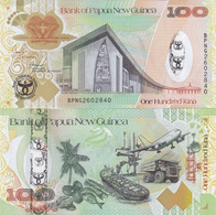 PAPUA - NEW GUINEA - 100 KINA - 2008 - UNC - Papoea-Nieuw-Guinea