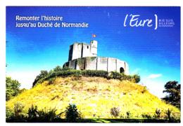 CP 27 Eure, Château De Gisors, Tour De France 2018, L'Eureuse Traversée - Gisors