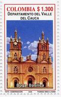 Lote 2406, Colombia, 2006, Depto Valle Del Cauca, Buga, Church - Colombia