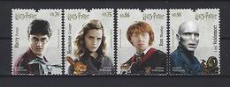 PORTUGAL - Harry Potter 2019 - Mint Stamps + Souvenir Sheet - Nuovi