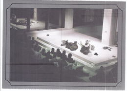 AK-div.26- 144  Berlin - Theater Im Palast - Heines Letzte Liebe -  Mit Vera Oelschläger Und Jürgen Holtz - Theatre