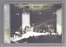 AK-div.26- 140  Berlin - Theater Im Palast - Salut An Alle , Marx - Teatro