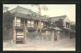 AK Kanazawa, Adzumaya, Tea House - Japan