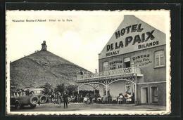 AK Braine-l`Alleud, Hotel De La Paix - Braine-l'Alleud