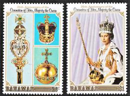 Bahamas - Scott #424-25 MNH (5) - Bahamas (1973-...)