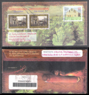 575  Tobacco - Aerogramme - Used - Cb - Sb15 - 1,75 - Cuba