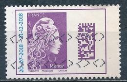 °°° FRANCE - Y&T N°5271 - 2018 °°° - Used Stamps