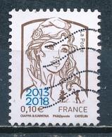 °°° FRANCE - Y&T N°5234 - 2018 °°° - Used Stamps