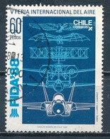 °°° CILE CHILE - Y&T N°834 - 1988 °°° - Cile