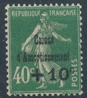 N°253 C.A. NEUF* - France