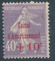 N°249  C.A. NEUF* - France