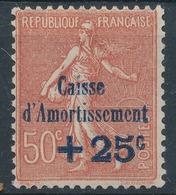N°250 C.A. NEUF* - France