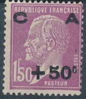 N°251 C.A. NEUF* - France