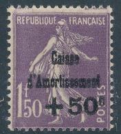 N°268 C.A. NEUF* - France