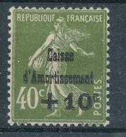 N°275  C.A. NEUF* - Neufs