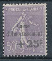 N°276  C.A. NEUF* - Neufs