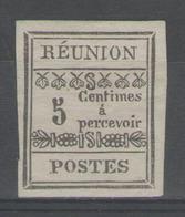 REUNION:  Taxe N°1 NSG         - Cote 35€ - - Réunion (1852-1975)