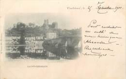 "CPA FRANCE 16 "" Confolens, St Germain"". - Confolens"