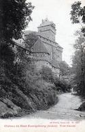 Château Du Haut Kœnisbourg, Voie D'accés - France