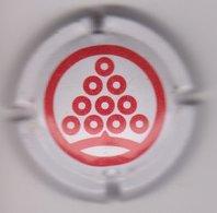 Capsule Mousseux ( Inconnue , Rouge Et Blanc ) {S36-19} - Mousseux