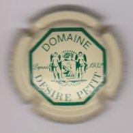 Capsule Mousseux  ( Domaine Désiré PETIT , Vin Du Jura ) {S36-19} - Mousseux