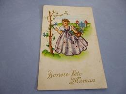 BELLE ILLUSTRATION ....BONNE FETE MAMAN - Mother's Day
