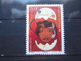 VEND BEAU TIMBRE DE POLYNESIE N° 975 , XX !!! - Polynésie Française
