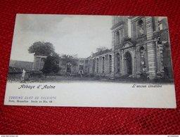 GOZEE - THUIN  -  Abbaye D' Aulne  -  L' Ancien Cimetière - Thuin