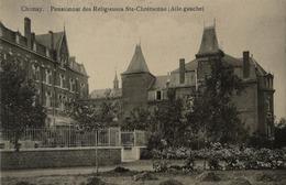 Chimay // Pensionnat (Aile Gauche) 19?? - Chimay