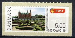 +Denmark 2010. ATM. Frederiksborg Castle. Stamp Exhibition. Michel 52. MNH(**) - Vignette Di Affrancatura (ATM/Frama)