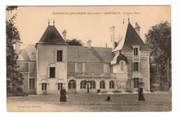 14 CALVADOS - MORTEAUX-COULIBOEUF, MORTEAUX Château Blanc (voir Descriptif) - Other Municipalities