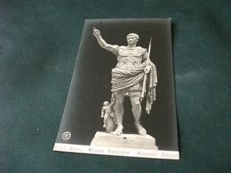 PICCOLO FORMATO ROMA MUSEO VATICANO AUGUSTO CESARE - Sculture