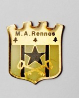 Pin's BLASON MA Rennes - Città
