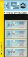 Vignettes De Distributeur, Tarif De 1984 - 1981-84 LS & LSA Prototypes