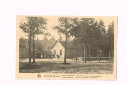 Camp De Beverloo.Ecole D'application.Caserne De La Troupe.Vue Extérieure. - Kasernen