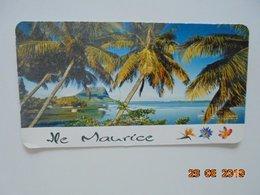 Ile Maurice. Le Morne Vue De La Gaulette. Kawaii P-06/DEC10 - 16,5 X 9 Cm. - Maurice