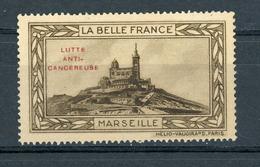FRANCE - LUTTE ANTI-CANCEREUSE - LA BELLE FRANCE  - MARSEILLE (*) - Sonstige