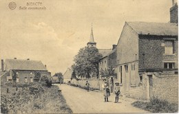 Biercée NA3: Salle Communale 1924 - Thuin