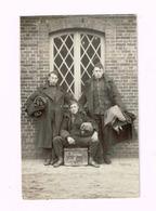 Armée Belge.TRois Soldats.Expédié De Leopoldsburg à Mechelen - Guerre, Militaire