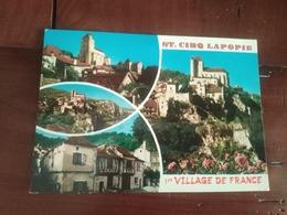 46 - Saint Cirq Lapopie - Multivues - Saint-Cirq-Lapopie