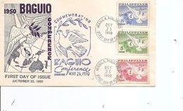Philippines - Conférénce De Baguio ( FDC De 1950 à Voir) - Filipinas
