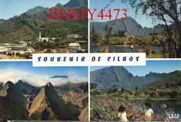 CPM - Multi Vues En 1971 - SOUVENIR DE CILAOS - LA REUNION - N° 5243 - Edit. HAO-QUI - Saint Denis