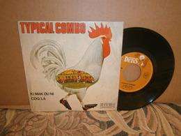 """SP 7"""" 45t /  Typical Combo Ki Mak Ou Ni Disque Deb's 1978 - World Music"""
