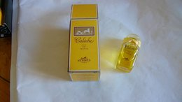 "Miniature De Parfum Hermès    ""  Calèche    "" Soie De Parfum - Modern Miniatures (from 1961)"